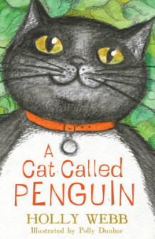 A Cat called Penguin av Holly Webb (Heftet)