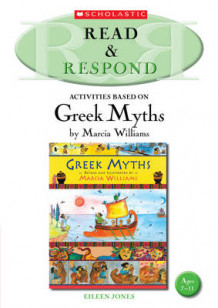 Greek Myths av Eileen Jones (Heftet)