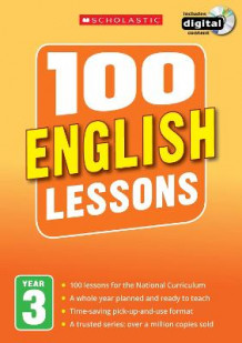 100 English Lessons: Year 3: Year 3 av Paul Hollin (Blandet mediaprodukt)
