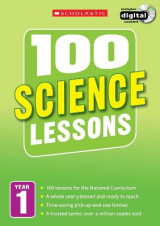 Omslag - 100 Science Lessons: Year 1