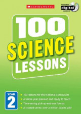 Omslag - 100 Science Lessons: Year 2