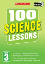 Omslag - 100 Science Lessons: Year 3