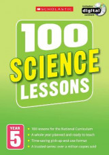 Omslag - 100 Science Lessons: Year 5