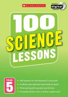 100 Science Lessons: Year 5 av Peter Riley, Paul Hollin og Julie Cogill (Blandet mediaprodukt)