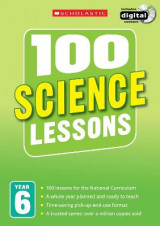 Omslag - 100 Science Lessons: Year 6