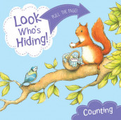 Look Who's Hiding: Counting av Sharon Rentta (Pappbok)