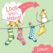 Look Who's Hiding: Colours av Sharon Rentta (Pappbok)