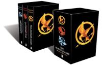 The hunger games trilogy box set classic av Suzanne Collins (Heftet)