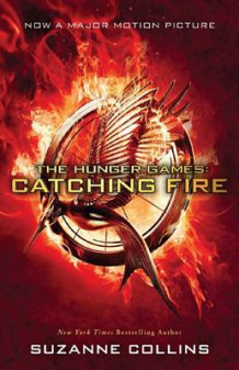 Catching Fire av Suzanne Collins (Heftet)