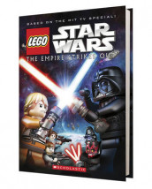 Lego Star Wars: The Empire Strikes Out av Ace Landers (Innbundet)