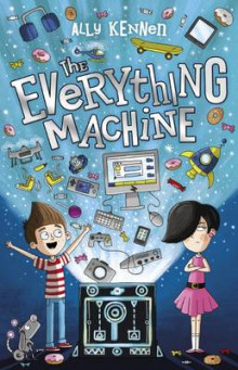 The Everything Machine av Ally Kennen (Heftet)