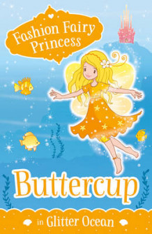 Buttercup in glitter ocean av Poppy Collins (Heftet)