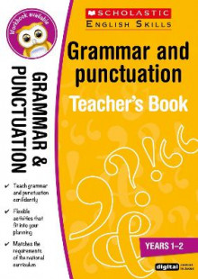 Grammar and Punctuation Years 1-2 av Leonie Bennett og Lesley Fletcher (Blandet mediaprodukt)