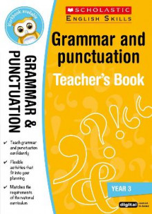 Grammar and Punctuation Year 3 av Huw Thomas og Paul Hollin (Blandet mediaprodukt)