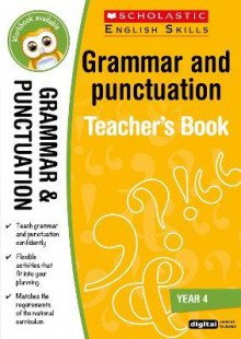Grammar and Punctuation Year 4 av Huw Thomas og Christine Moorcroft (Blandet mediaprodukt)