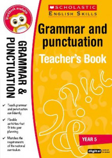 Grammar and Punctuation Year 5 av Huw Thomas og Paul Hollin (Blandet mediaprodukt)