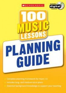100 Music Lessons: Planning Guide av David Ashworth (Blandet mediaprodukt)