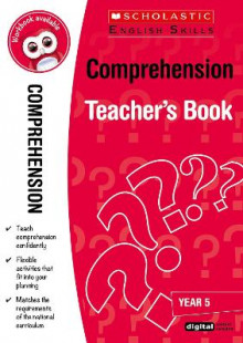 Comprehension Teacher's Book (Year 5) av Donna Thomson og Elspeth Graham (Blandet mediaprodukt)