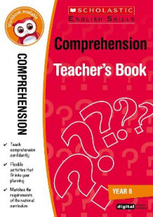 Comprehension Teacher's Book (Year 6) av Donna Thomson og Elspeth Graham (Blandet mediaprodukt)