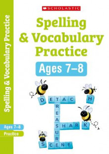 Spelling and Vocabulary Workbook: Year 3 av Christine Moorcroft (Heftet)