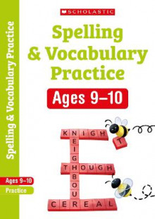 Spelling and Vocabulary Workbook (Year 5): Year 5 av Sarah Ellen Burt og Debbie Rigard (Heftet)