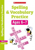 Spelling and Vocabulary Workbook : Year 2