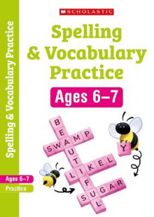 Spelling and Vocabulary Workbook (Year 2): Year 2 av Sarah Snashall (Heftet)