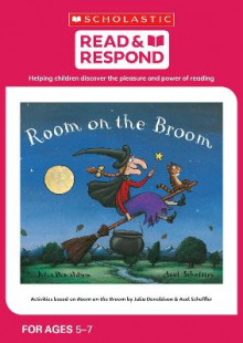 Room on the Broom av Jean Evans (Blandet mediaprodukt)