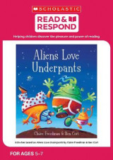 Omslag - Aliens Love Underpants