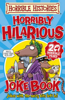 Horribly Hilarious Joke Book av Terry Deary (Heftet)