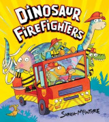 Omslag - Dinosaur Firefighters