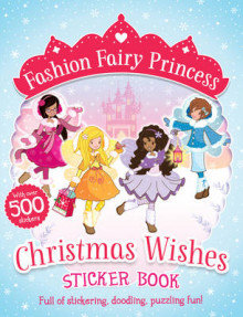 Christmas Wishes Sticker Book av Poppy Collins (Heftet)