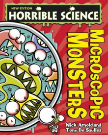 Microscopic Monsters av Nick Arnold (Heftet)