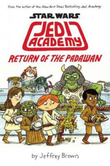 Return of the Padawan av Jeffrey Brown (Heftet)