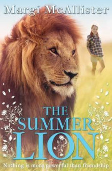 The Summer Lion av Margi McAllister (Heftet)