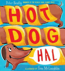 Hot Dog Hal av Peter Bently (Heftet)