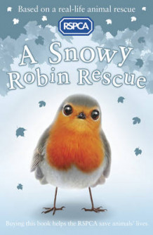 A Snowy Robin Rescue av Mary Kelly (Heftet)