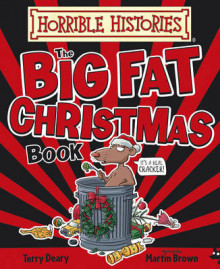 Big Fat Christmas Book av Terry Deary (Innbundet)