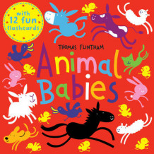 Animal Babies av Thomas Flintham (Heftet)