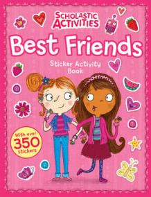 Best Friends Sticker Activity (Heftet)