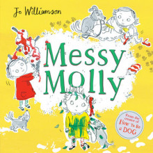 Messy Molly av Jo Williamson (Innbundet)