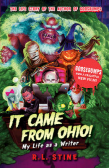 It Came From Ohio: My Life as a Writer av R. L. Stine (Heftet)