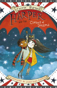 Harper and the Circus of Dreams av Cerrie Burnell (Innbundet)