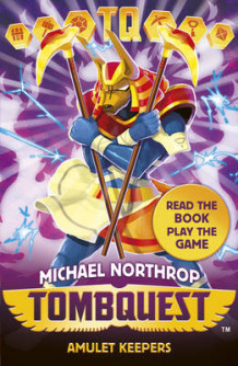 Amulet Keepers av Michael Northrop (Heftet)