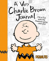 Omslag - Peanuts: A Very Charlie Brown Journal