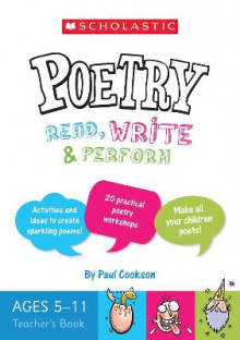 Poetry Teacher's Book (Ages 5-11) av Paul Cookson (Heftet)