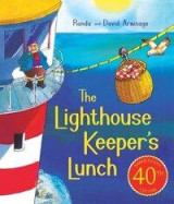 Omslag - The Lighthouse Keeper's Lunch