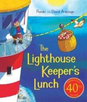 The Lighthouse Keeper's Lunch (40th Anniversary Ed ition) av Ronda Armitage (Heftet)