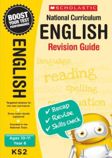 English Revision Guide - Year 6: Year 6 av Lesley Fletcher og Graham Fletcher (Heftet)