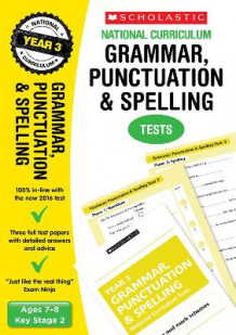 Grammar, Punctuation and Spelling Test - Year 3: Year 3 av Catherine Casey (Heftet)